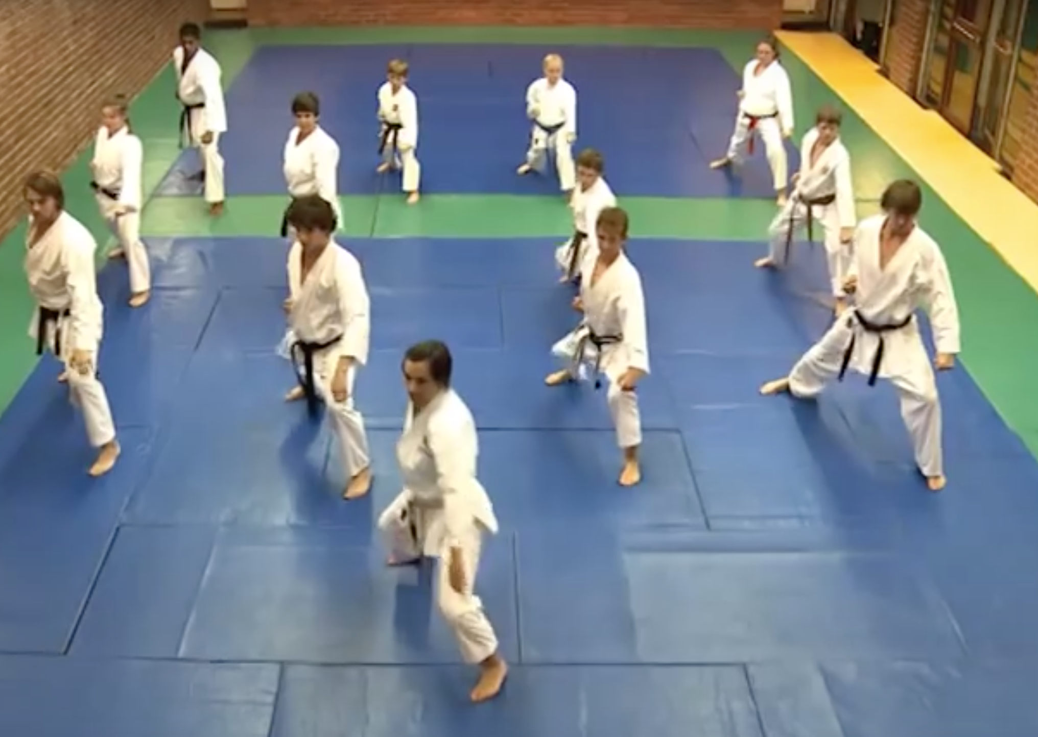 Pinetown JKA Karin Prinsloo Karate Westville Durban 11