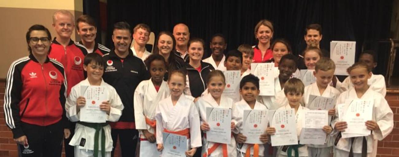 Pinetown JKA Karin Prinsloo Karate Westville Durban 6