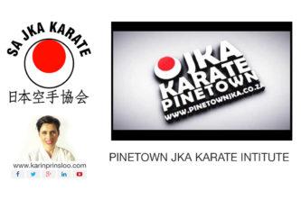 Pinetown JKA karate institute - Karin Prinsloo Westville Durban Karate club
